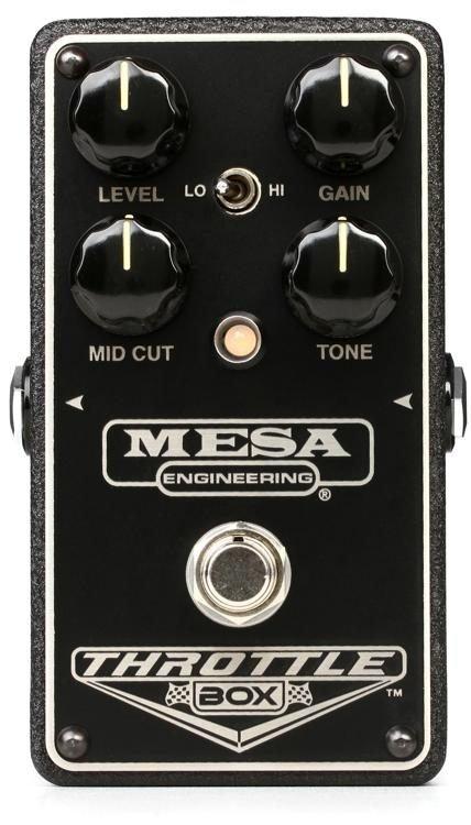 Mesa/Boogie Throttle Box Drive Pedal