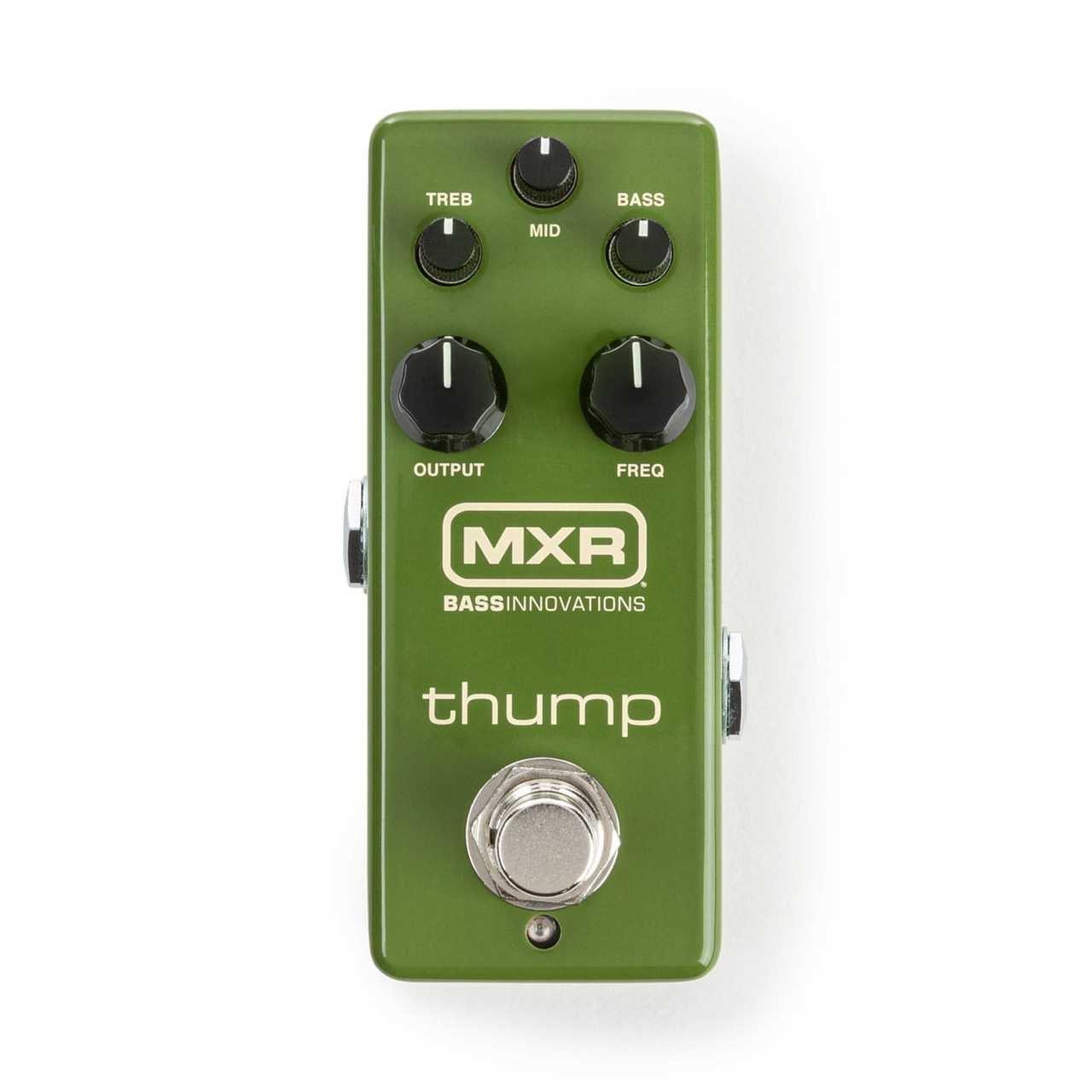 MXR M281 Thump Bass Preamp