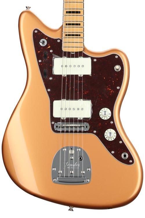 Fender Troy Van Leeuwen Jazzmaster Copper Age