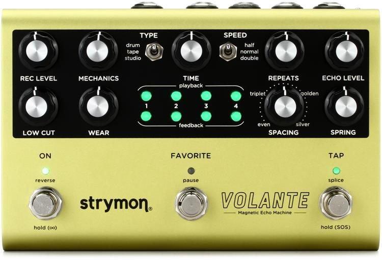Strymon Volante Magnetic Echo Machine Pedal