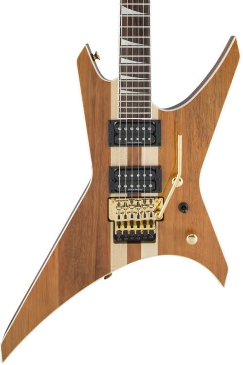 Jackson x Series Warrior WRX24 Natural