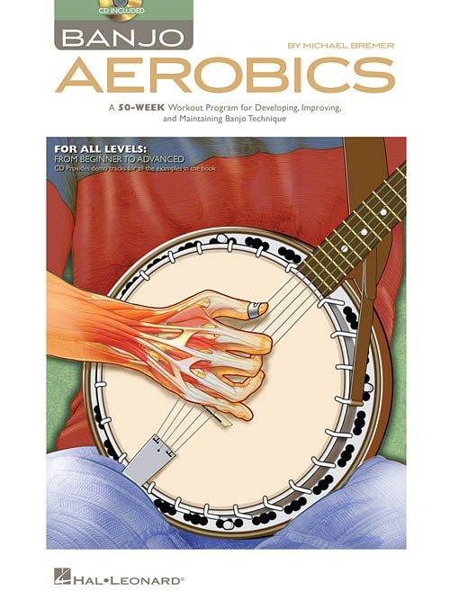 Banjo Aerobics BK/CD (HL00113734)