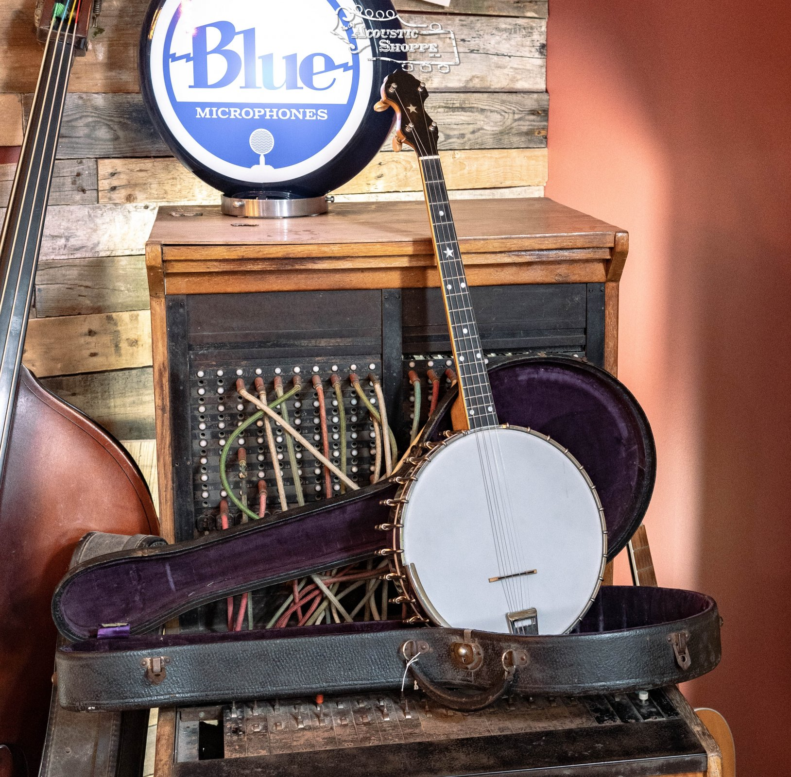 (Vintage) 1927 Vega Whyte Laydie Style R Open-Back Tenor Banjo #79001