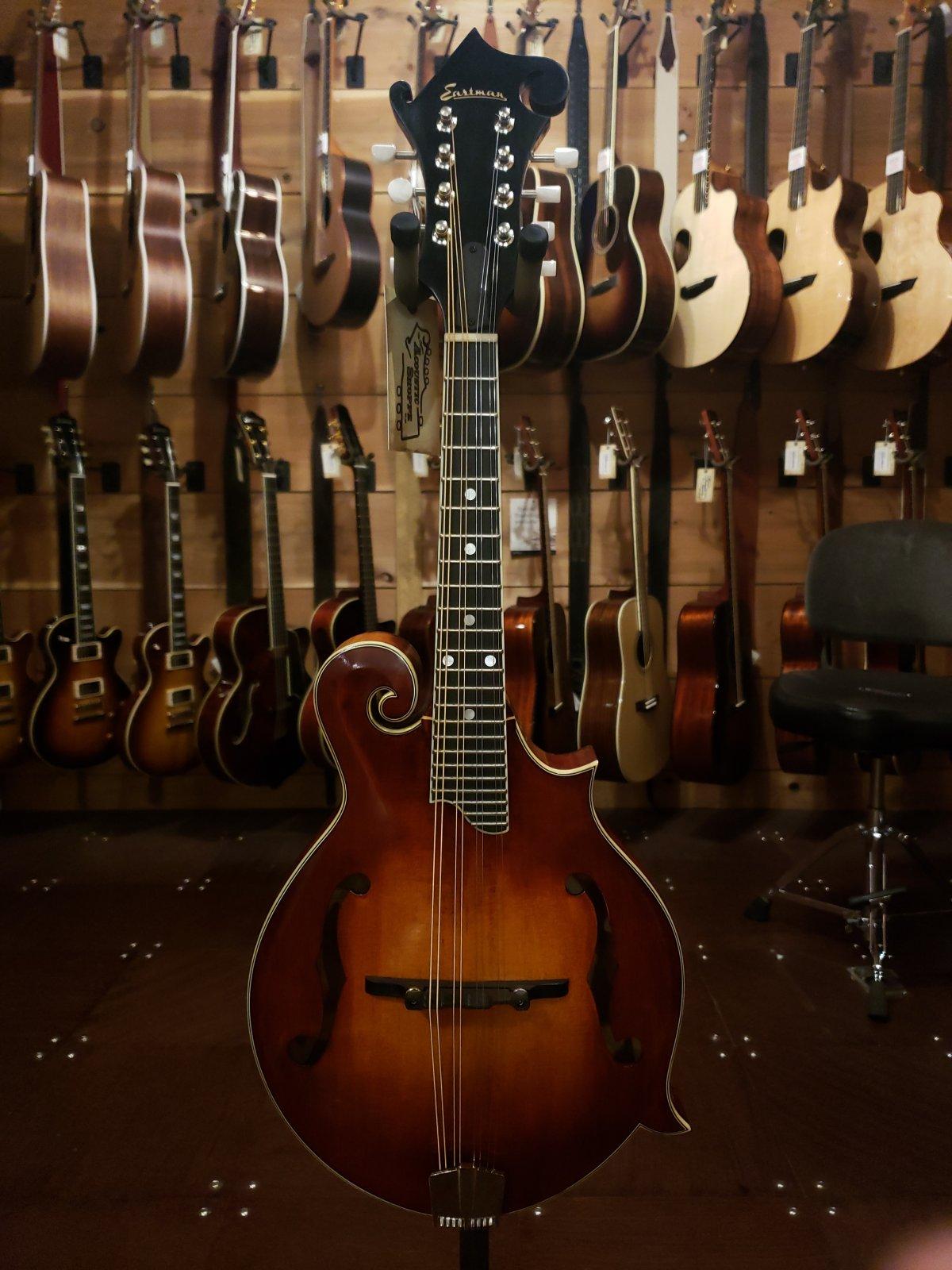Eastman MD515/V Classic Varnish F-Style Mandolin #2830