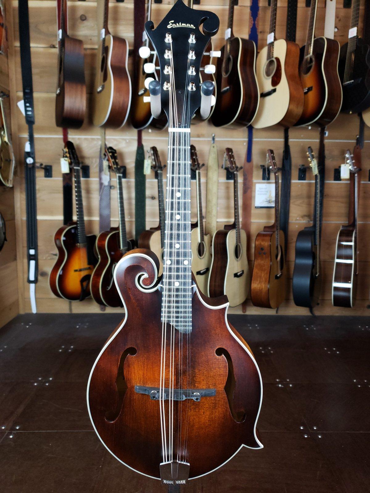 Eastman MD315 F-Style Mandolin #2113