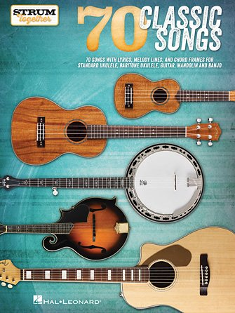 70 Classic Songs - Strum Together (HL00151235)