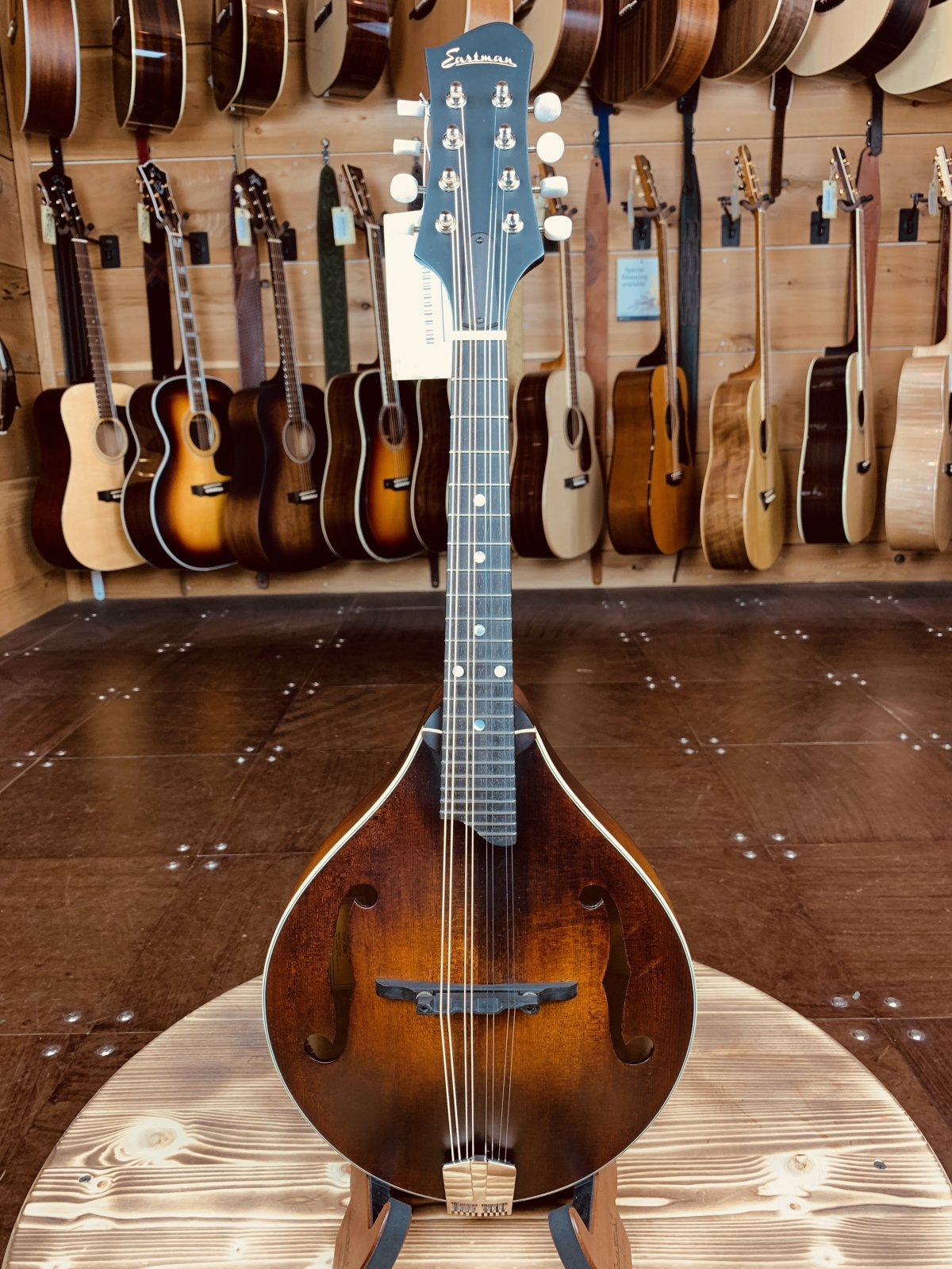 Eastman MD305 A-Style Hand-Carved Mandolin #2260