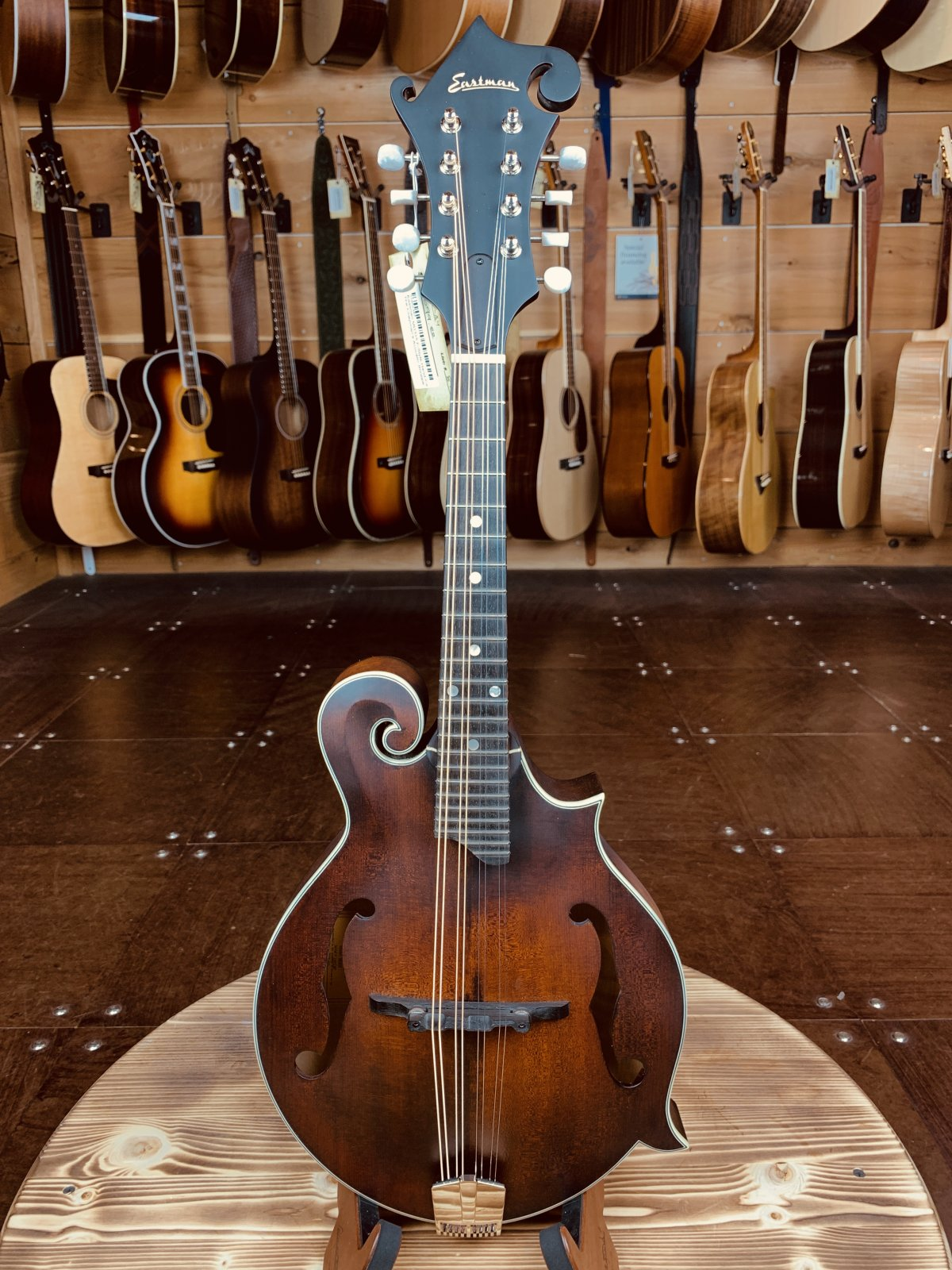 Eastman MD315 F-Style Hand-Carved Mandolin #2387