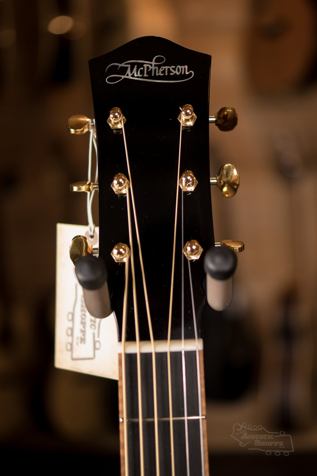 McPherson Camrielle 4.5 East Indian Rosewood/Sitka Spruce #2511