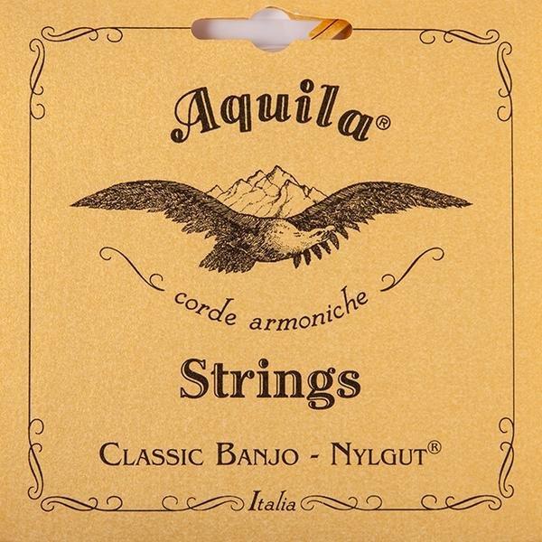 Aquila 7B Minstrel Banjo Set