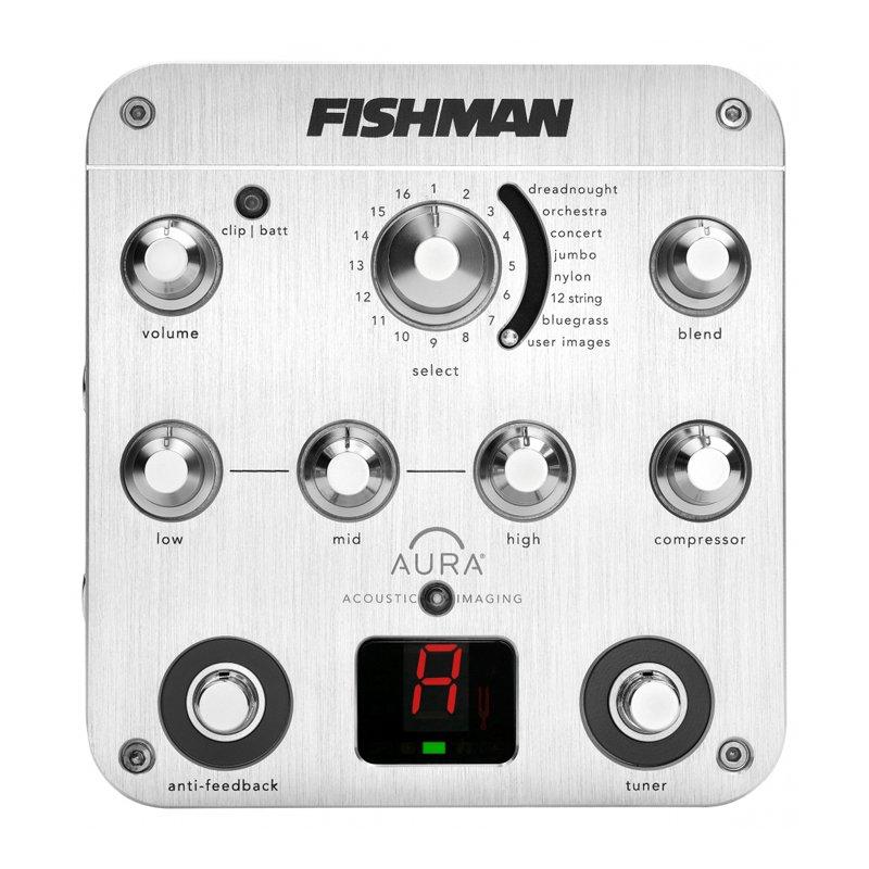 Fishman Aura Spectrum DI (PRO-AUR-SPC)