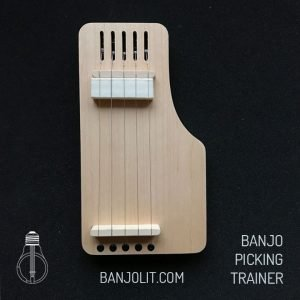 BanjoLit Banjo Picking Trainer