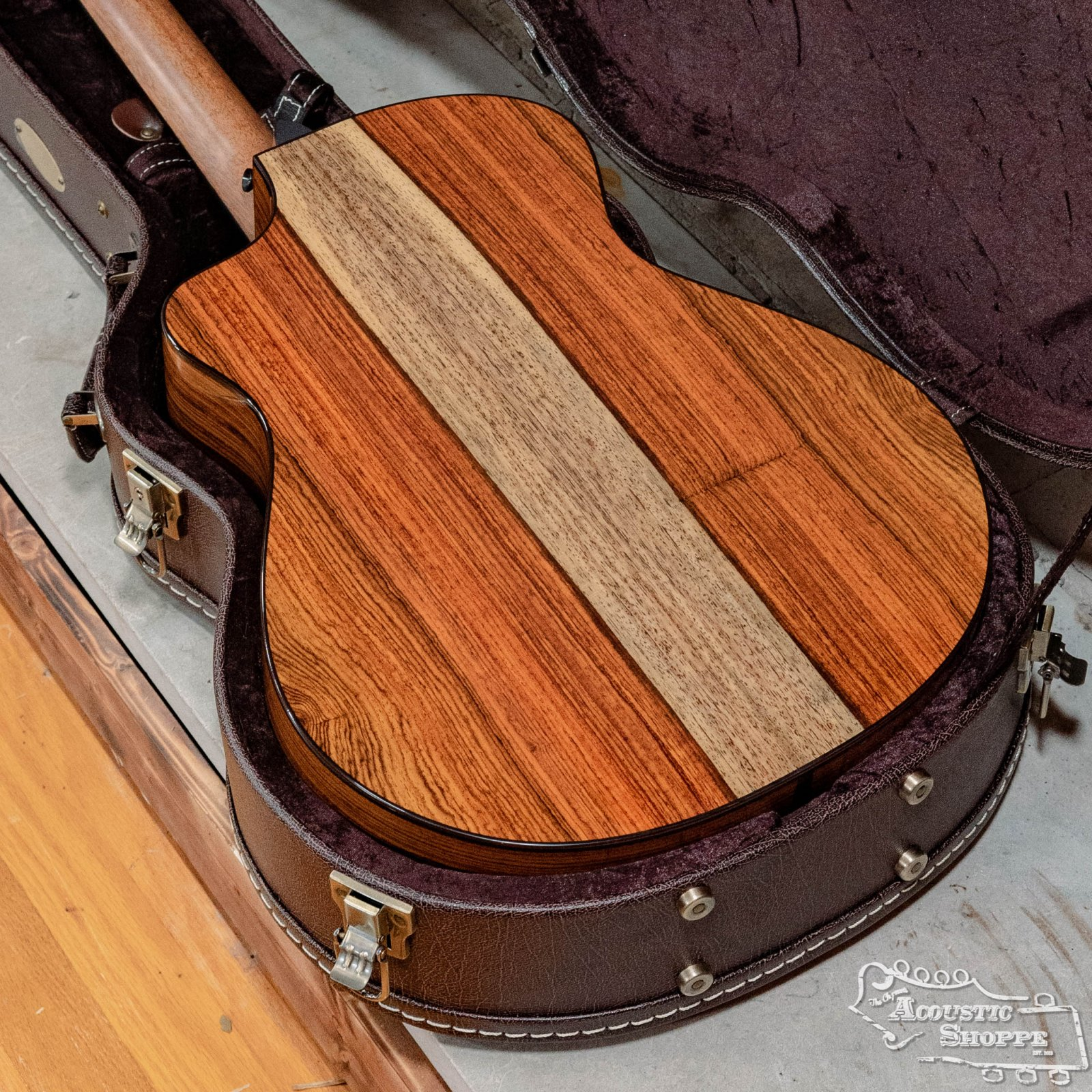 Bedell Limited Edition Orchestra Cutaway Adirondack/Cocobolo Acoustic Shoppe Exclusive #1006