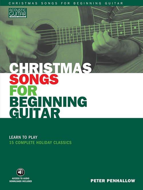Christmas Songs For Beginning Guitar (HL00699495)