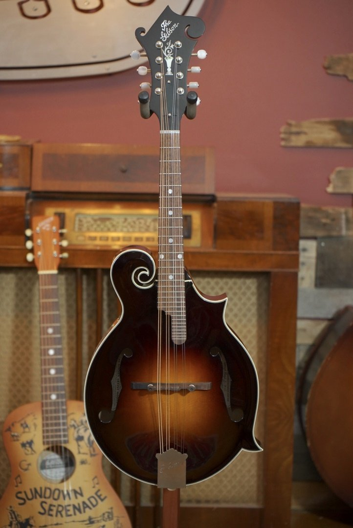 (Used) 2015 Gibson F-5G (The Gibson Artist Model) F-Style Mandolin #50303011