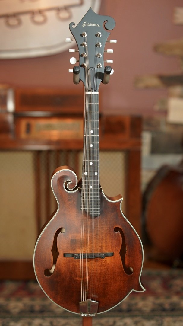 Eastman MD315 F-Style Hand-Carved Mandolin #2494
