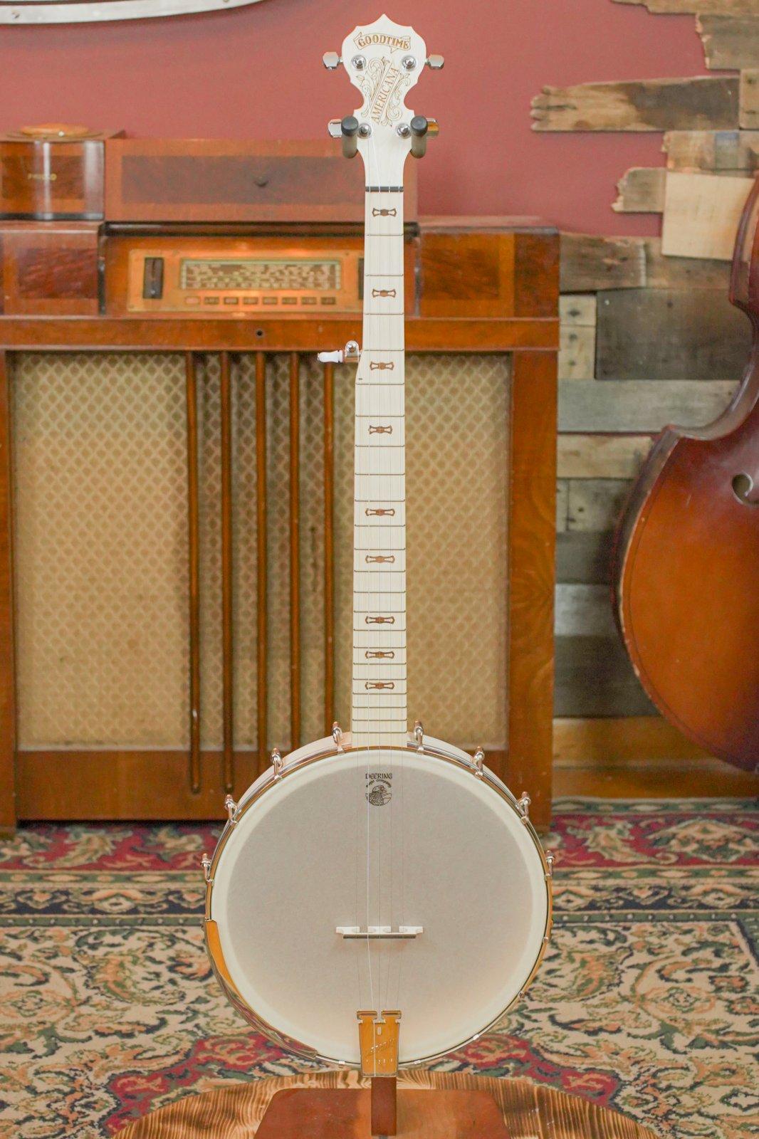 Deering Goodtime Americana Openback Banjo #1