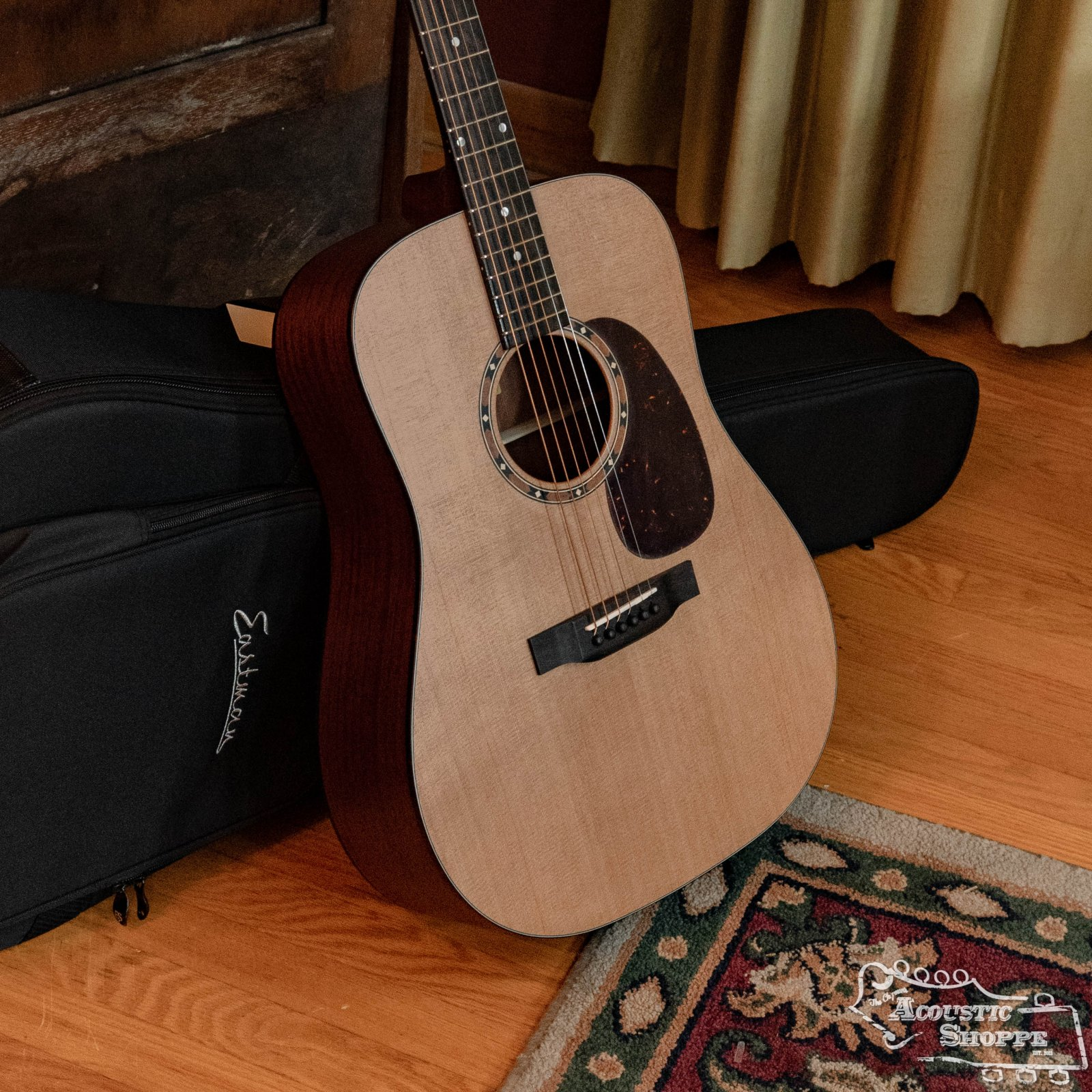 Eastman E2D Cedar/Sapele Dreadnought Guitar #2622