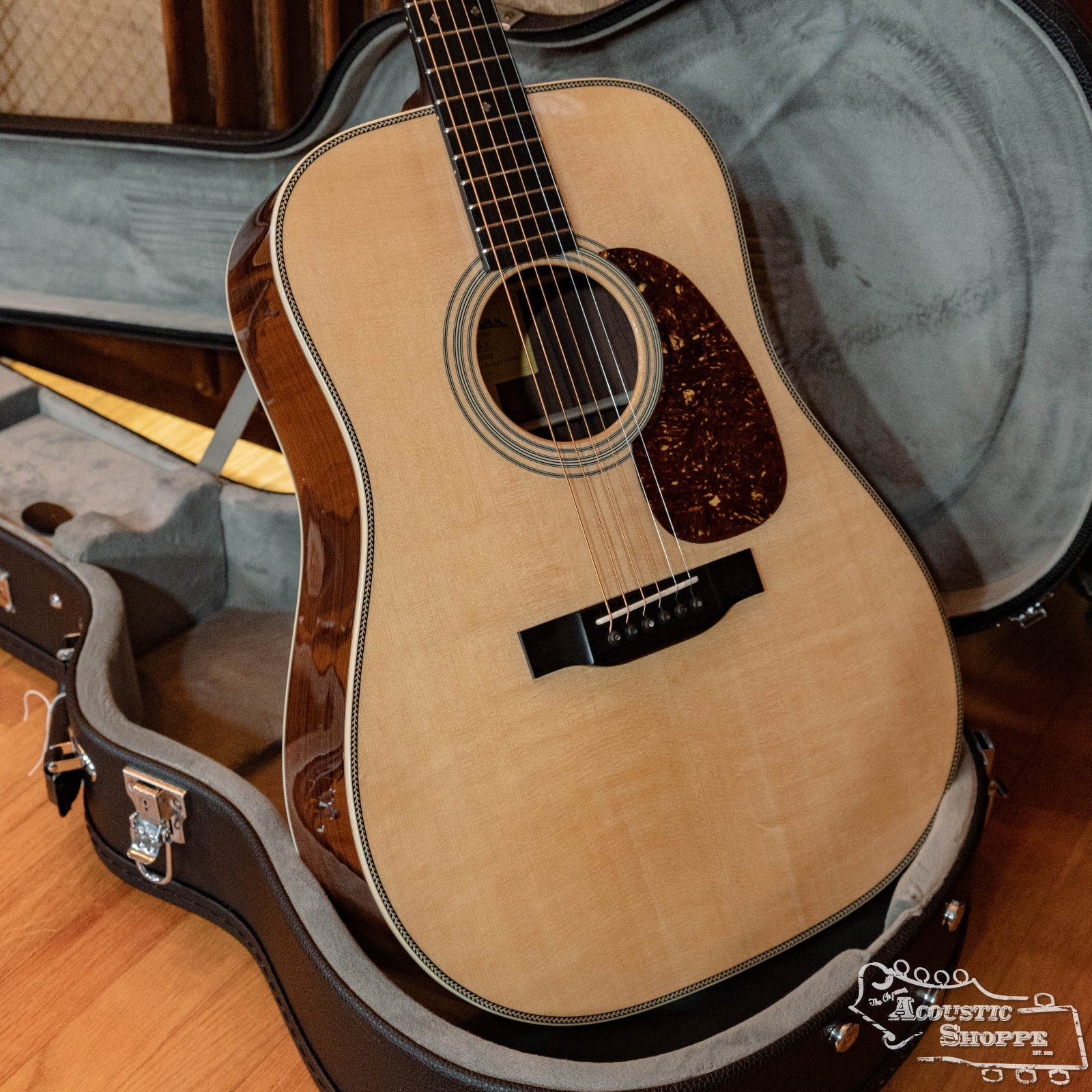Eastman E8D-TC LIMITED Thermo Cured Alpine Spruce/Rosewood Dreadnought Acoustic Guitar #5435