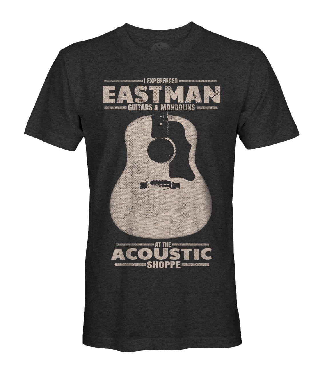 The Acoustic Shoppe I Got my Eastman Guitar... Design T-Shirt