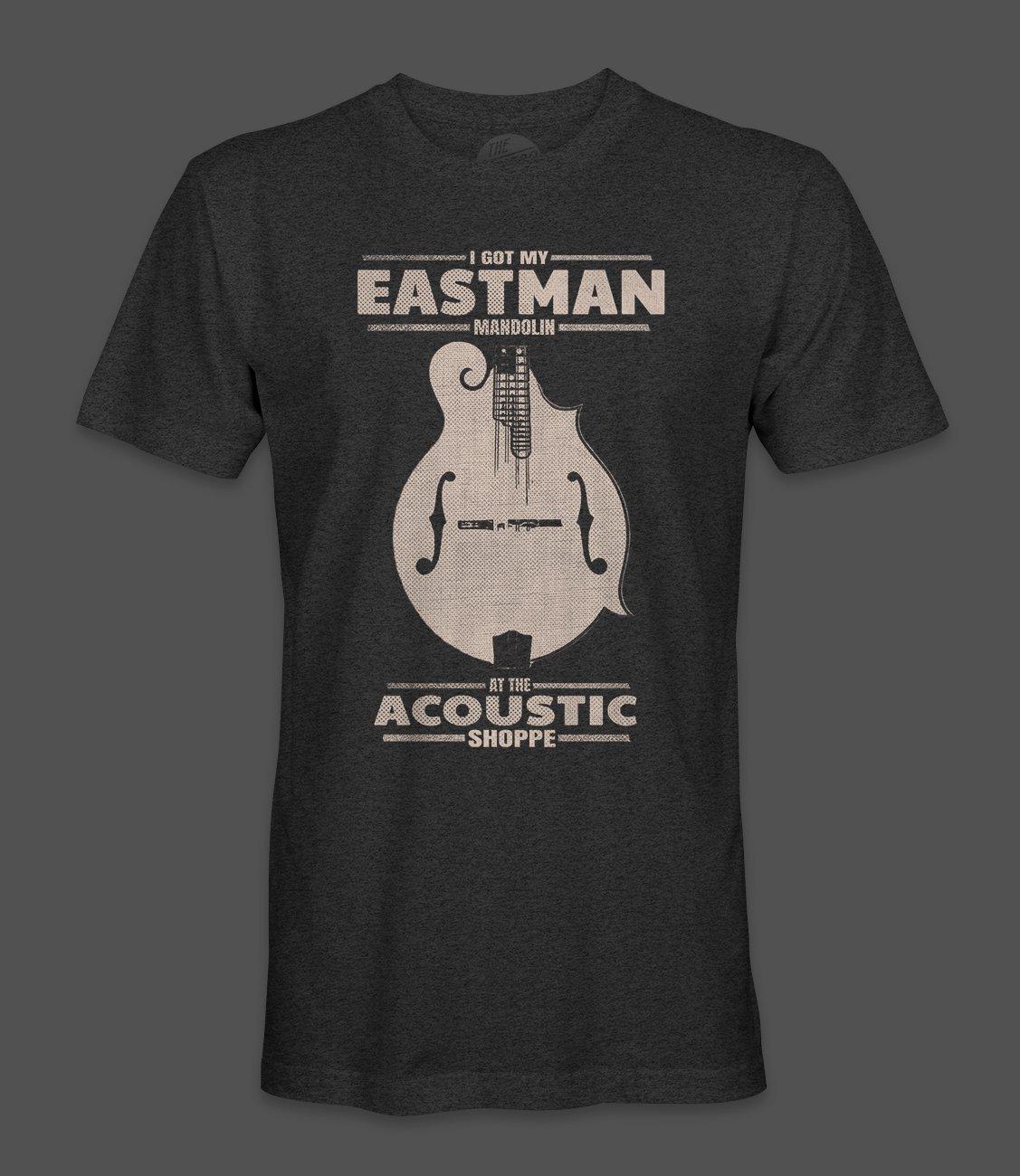 The Acoustic Shoppe I Got my Eastman Mandolin... Design T-Shirt