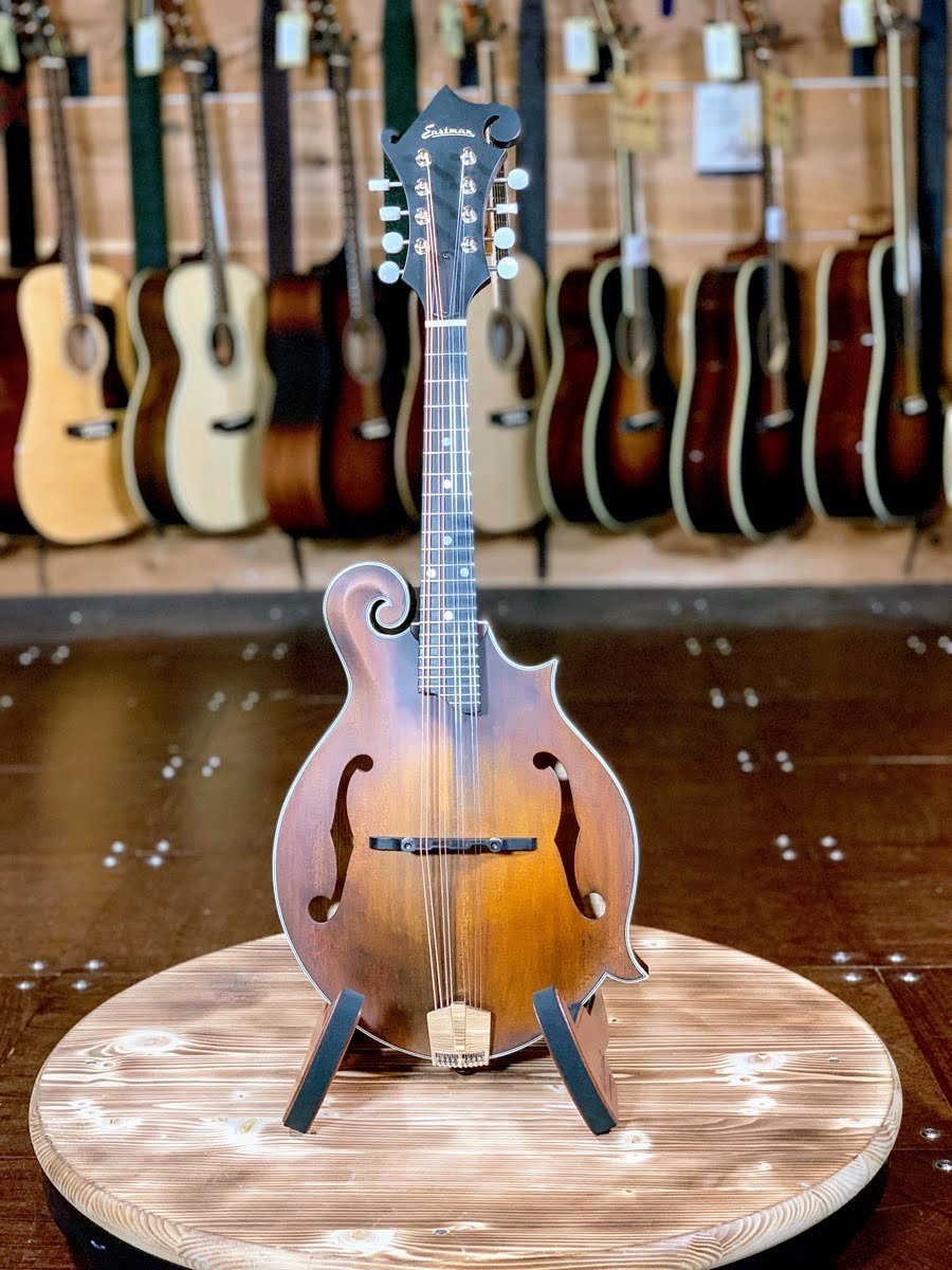 Eastman MD315 F-Style Hand-Carved Mandolin #2815