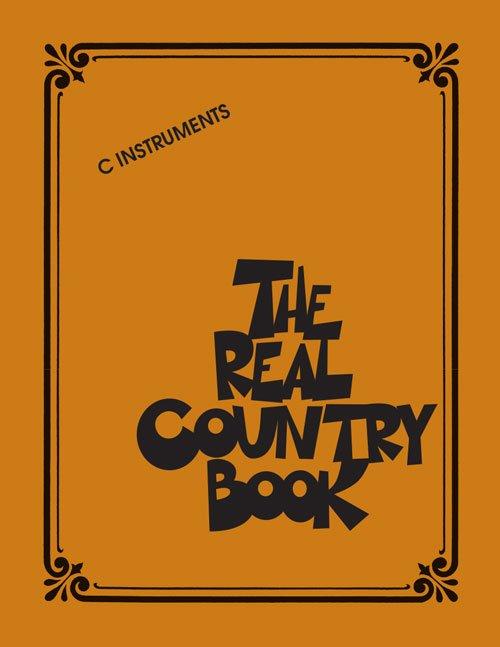 FKBK REAL COUNTRY BOOK C ED (HL00125426)