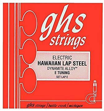 GHS Hawaiian LAP-E Lap Steel Set Strings