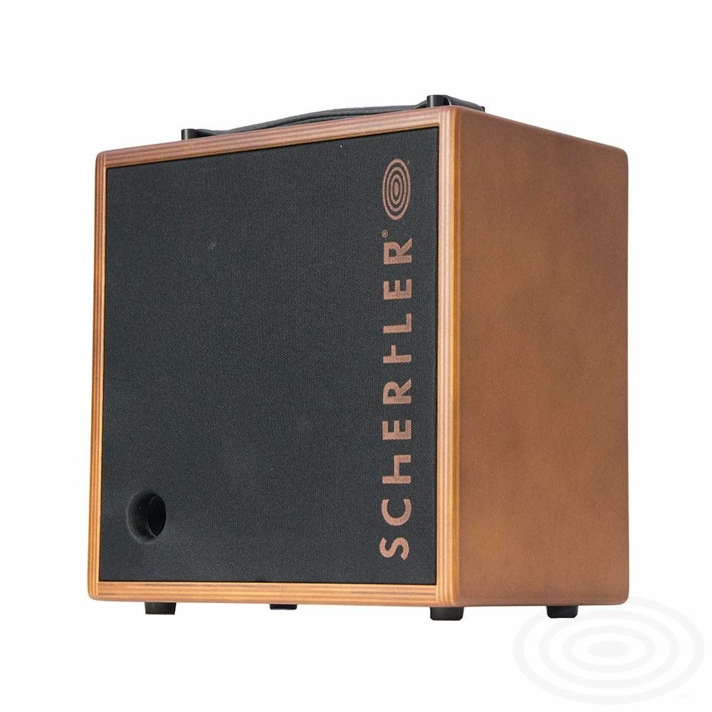 (Floor Model) Schertler Amp GIULIA Y - Wood