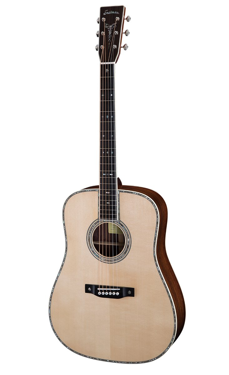 Eastman E40D Traditional Rosewood Dreadnought