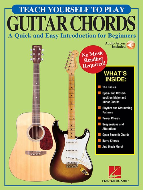 Teach Yourself To Play Guitar Chords A Quick And Easy Introduction