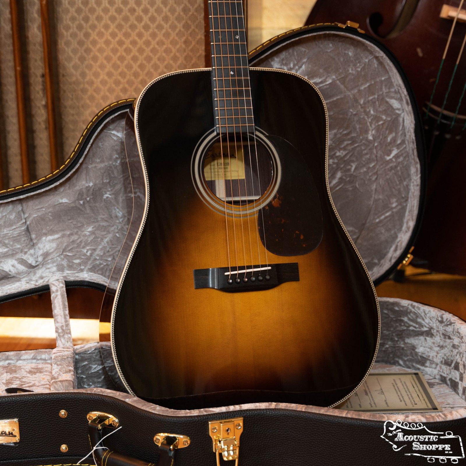 Eastman E20D-SB Traditional Rosewood Sunburst Dreadnaught Acoustic Guitar #3140