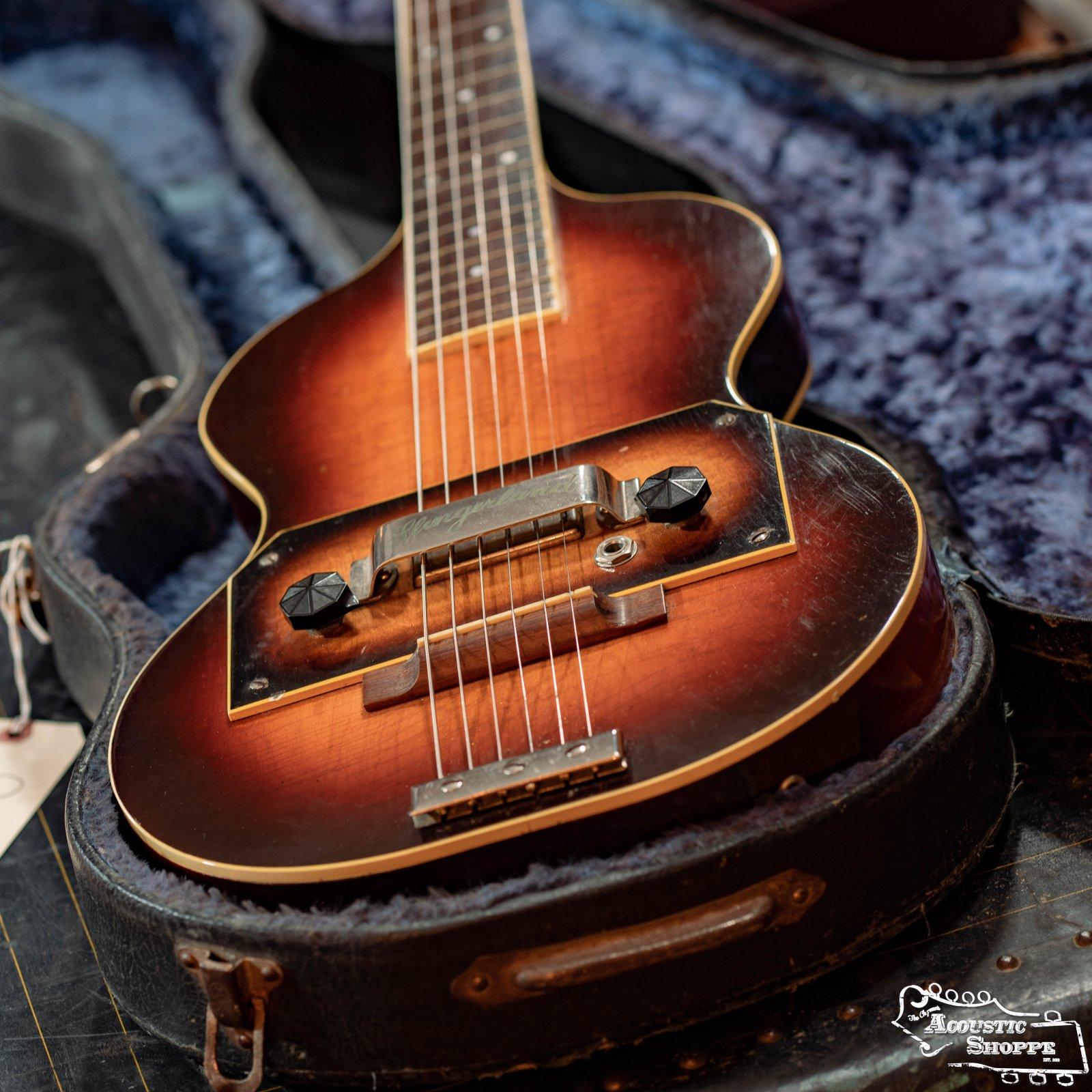 (Vintage) 1930s Slingerland Songster 401 Lap Steel