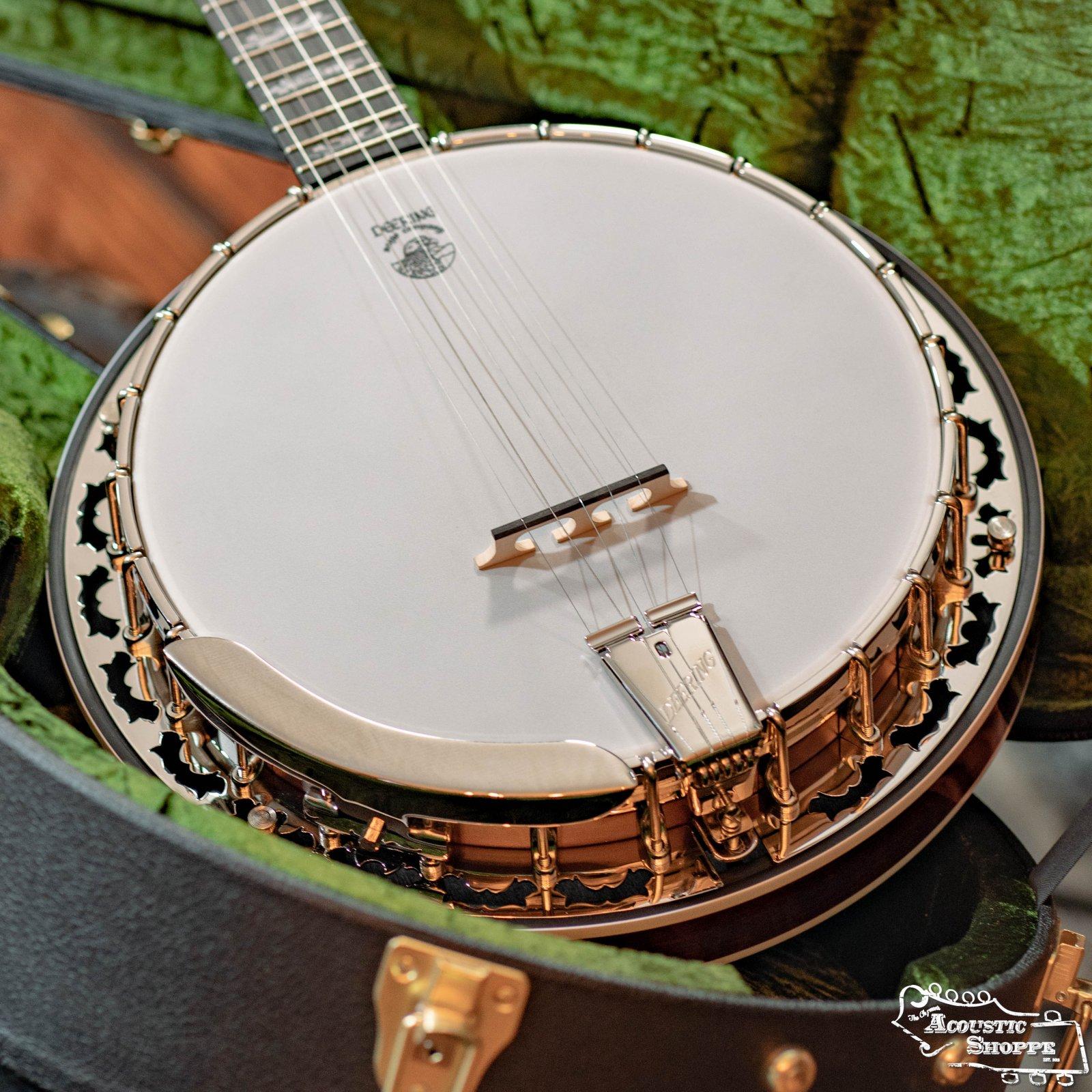 Deering Eagle II 5 String Banjo #1903