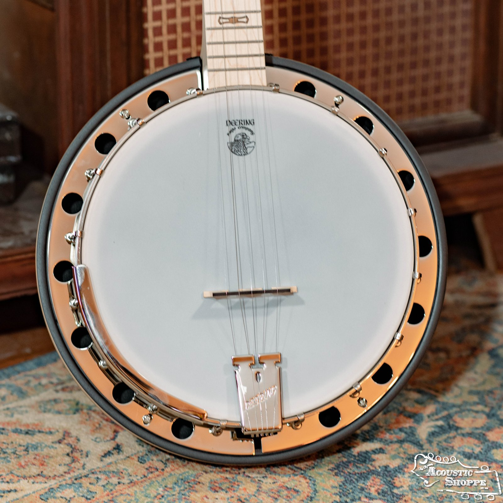 Deering Goodtime Two 5-String with Resonator (G2) #3276