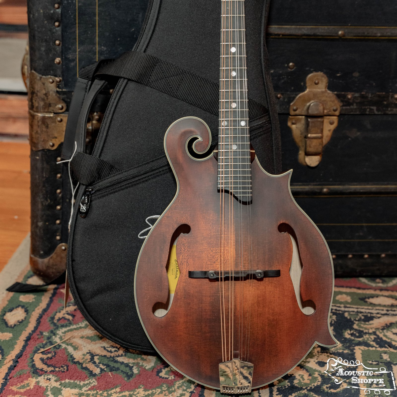 Eastman MD315 F-Style Hand-Carved Mandolin #2737