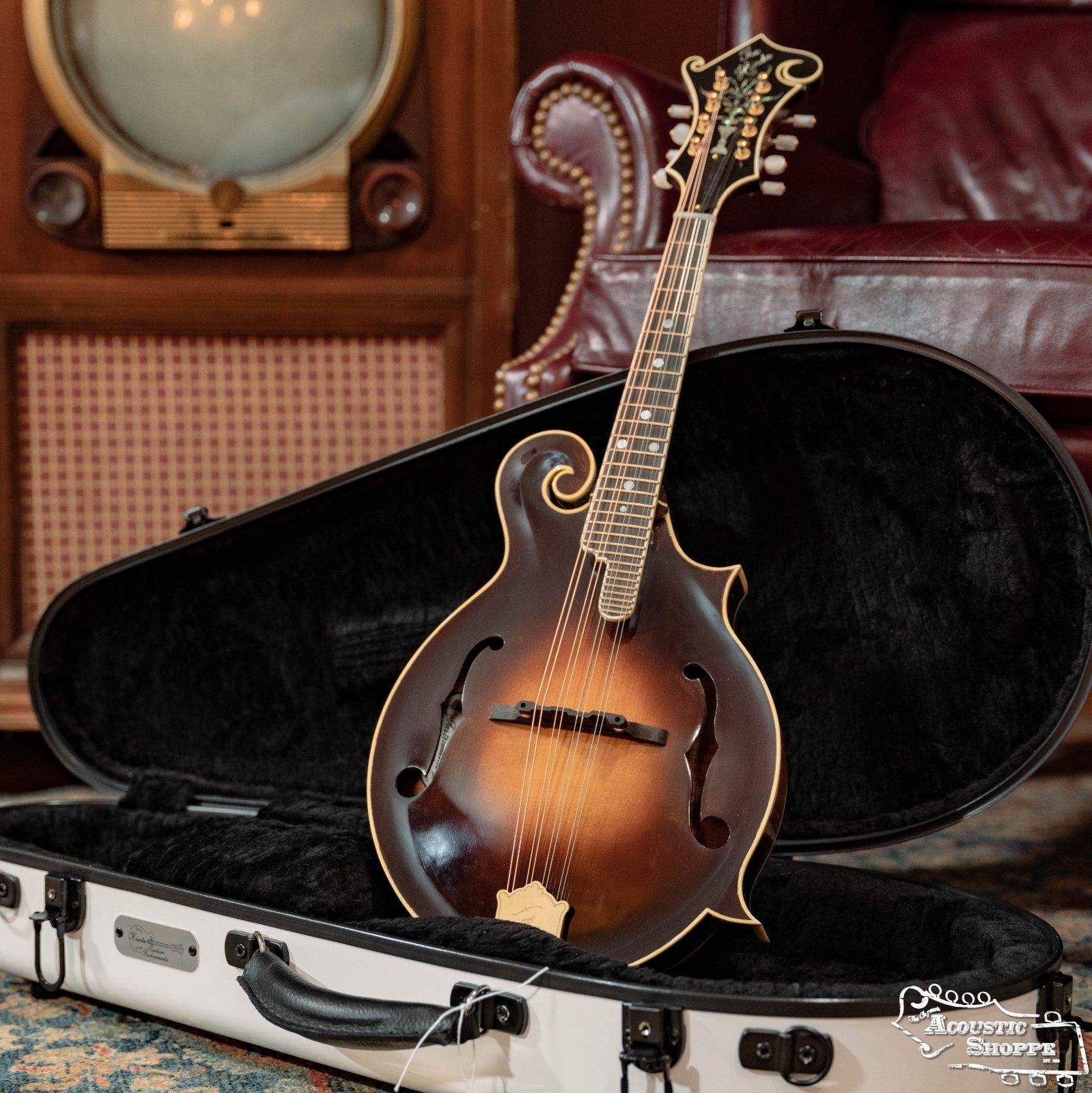 Hinde MF Heritage F Mandolin Red Spruce/Torrefied Maple #MF 47