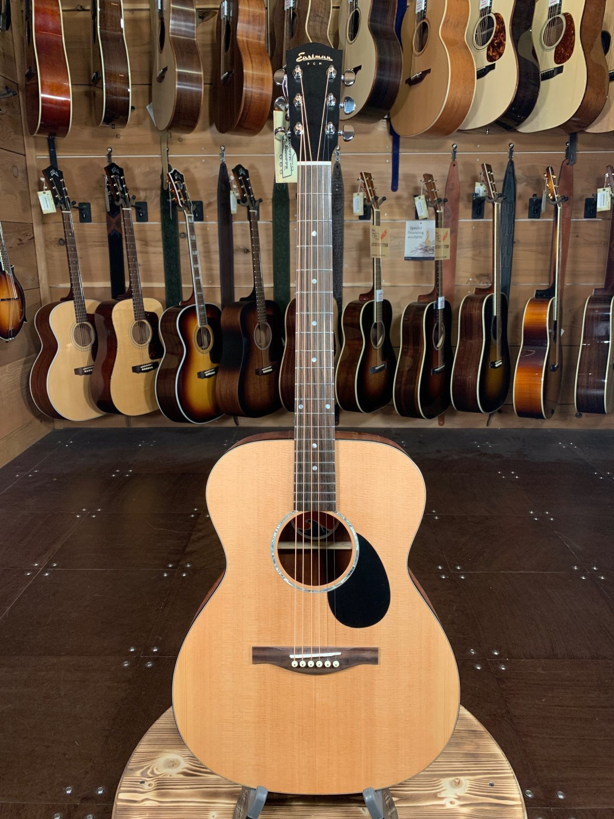 Eastman PCH1-OM Orchestra Model Acoustic #2448