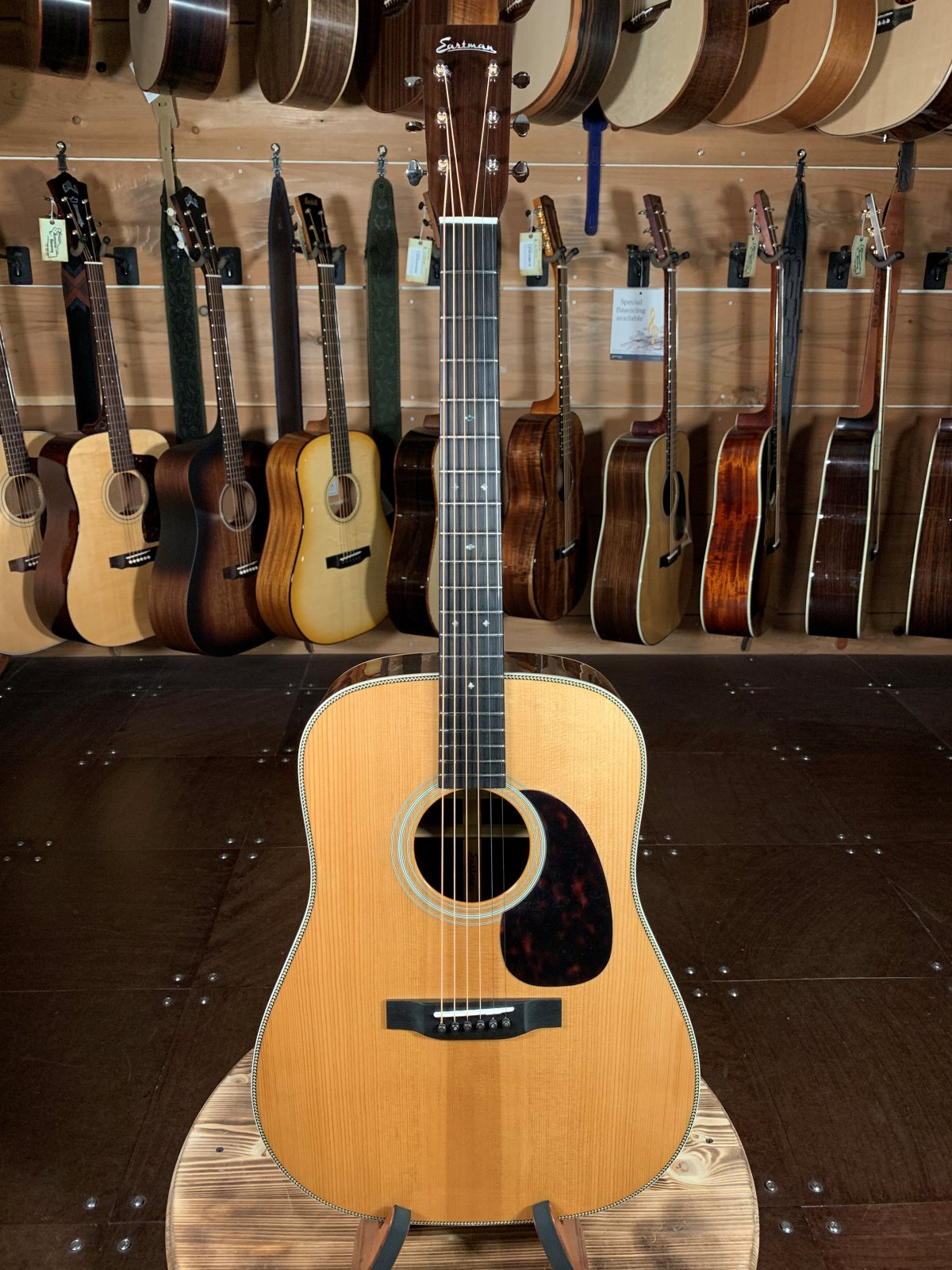 Eastman E20D-TC Thermo-Cured Dreadnaught #5963