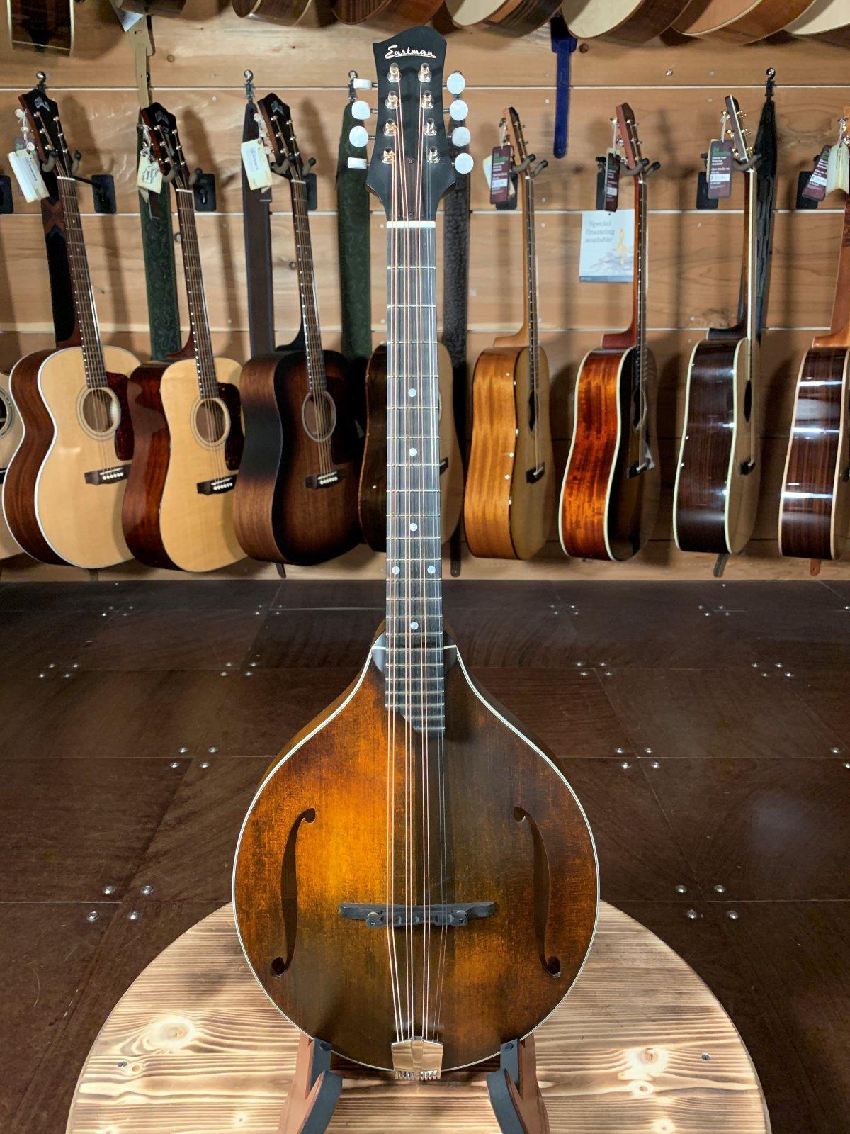 Eastman MDO305 Hand-Carved Octave Mandolin #2682