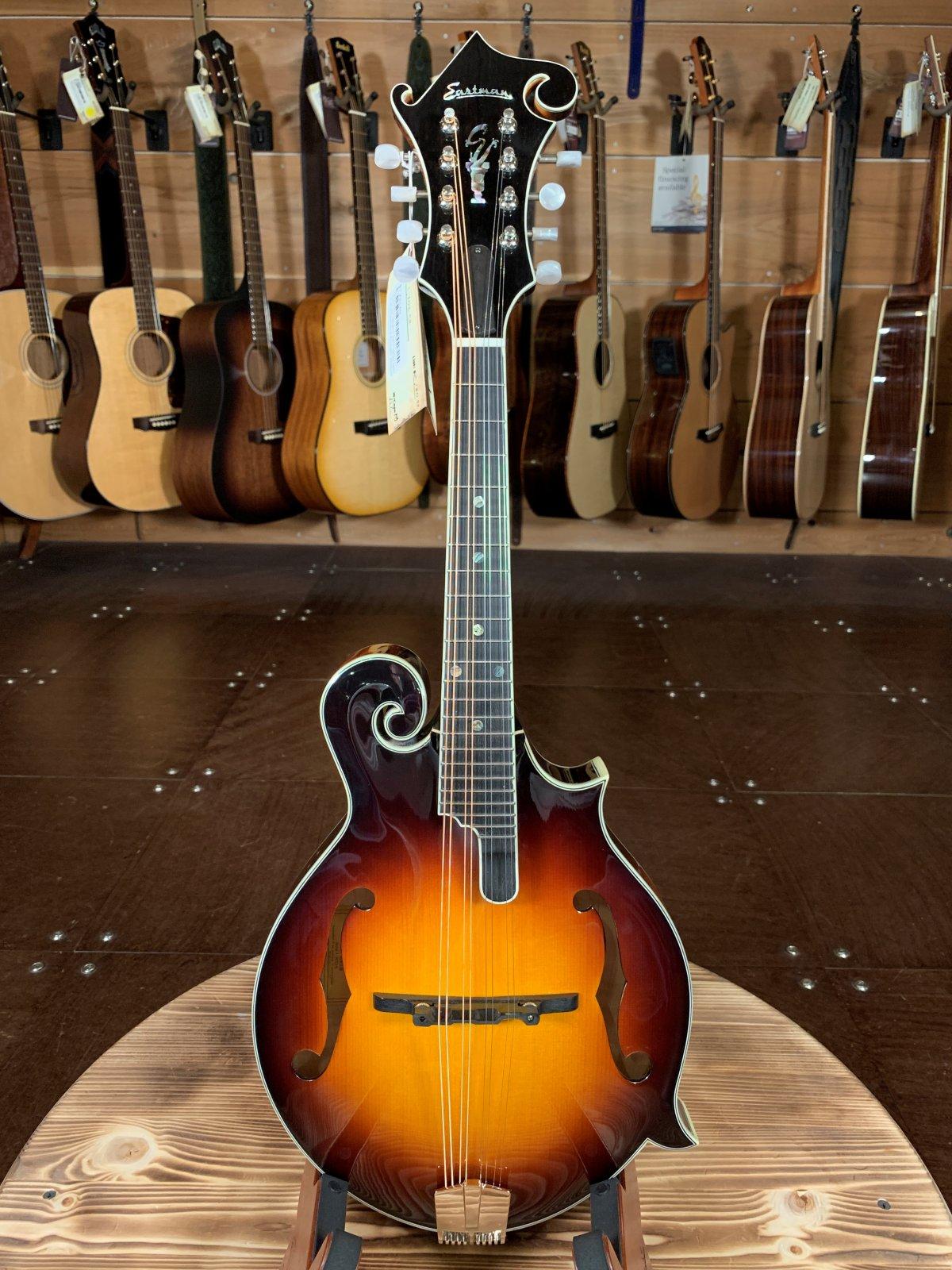 Eastman MD815-SB F-Style Mandolin w/ Sunburst #2141