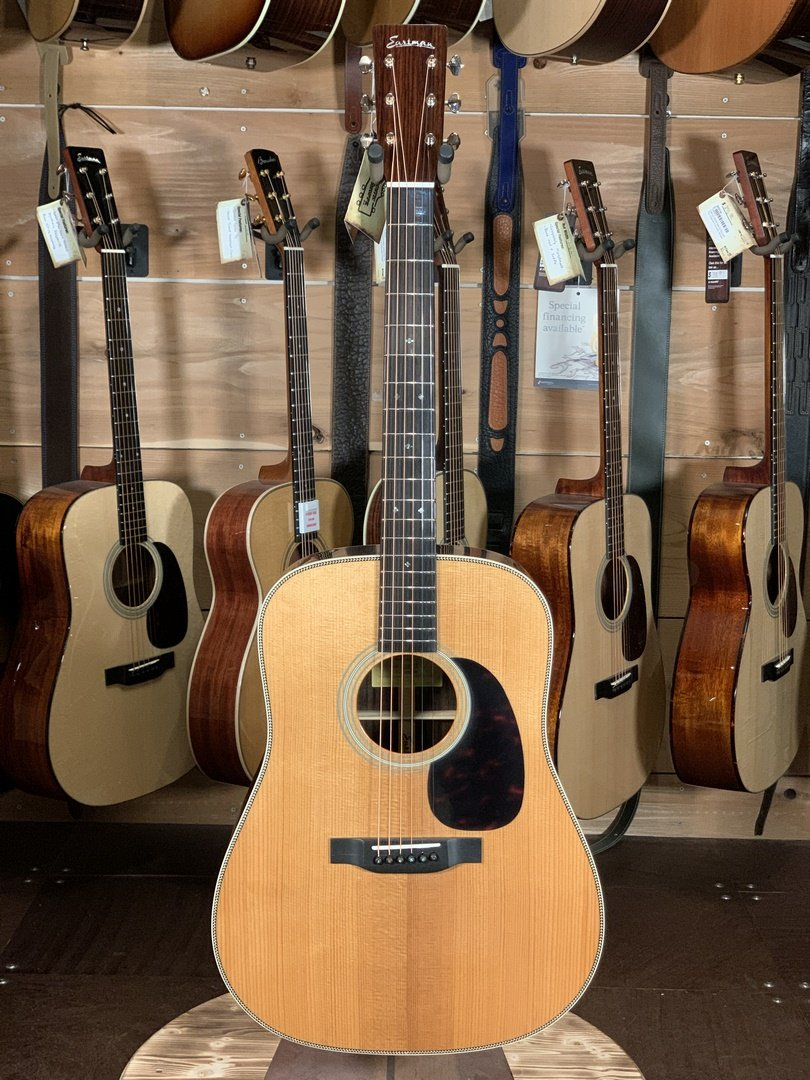 Eastman E20D-TC Thermo-Cured Dreadnaught #5608