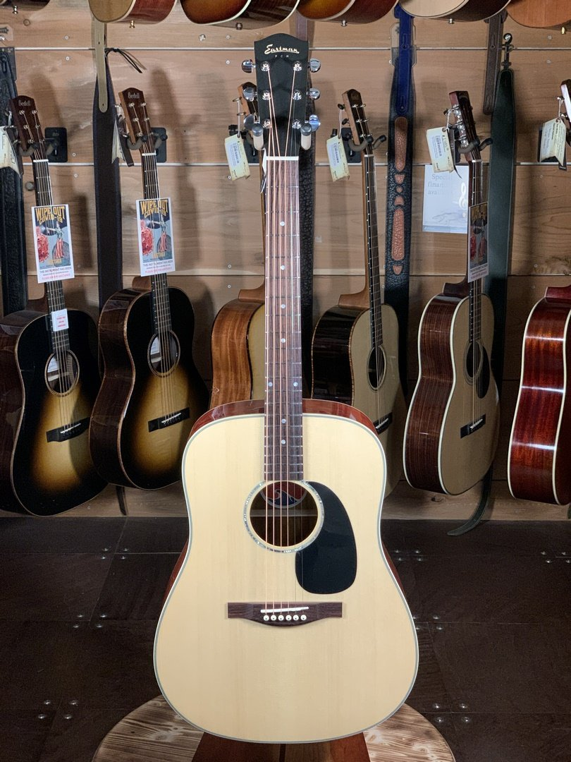 (LIMITED) Eastman PCH3-D-CB NEW 2020 Spruce/Cocobolo Dreadnaught Acoustic #2087