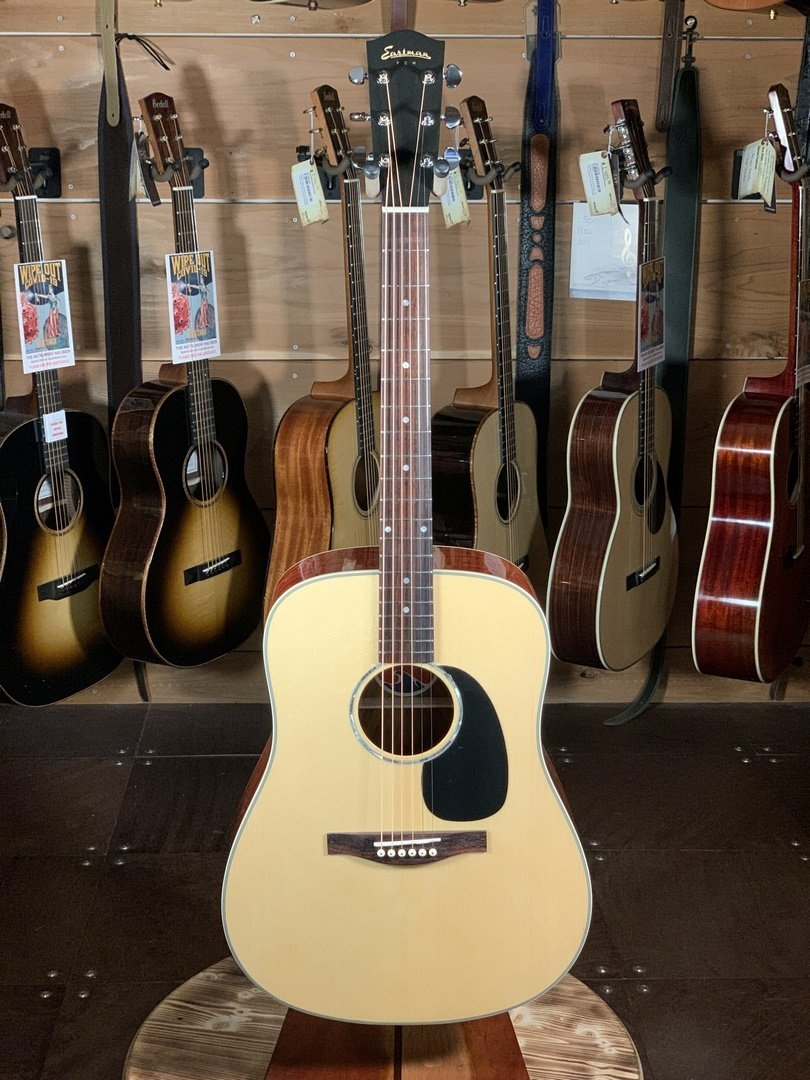 (LIMITED) Eastman PCH3-D-CB NEW 2020 Spruce/Cocobolo Dreadnaught Acoustic #0708