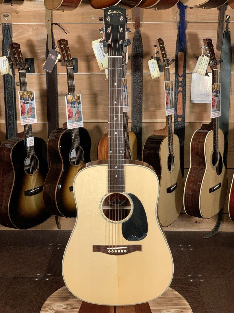 (LIMITED) Eastman PCH3-D-KOA NEW 2020 Spruce/Koa Dreadnaught Acoustic #3610
