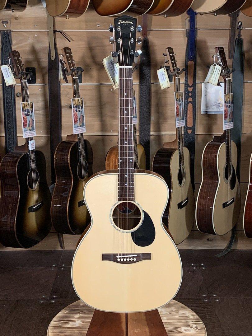 (LIMITED) Eastman PCH3-OM-KOA NEW 2020 Spruce/Koa Dreadnaught Acoustic #2555