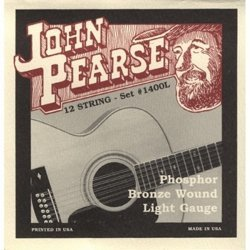 John Pearse Medium Phosphor Bronze (JP700M)