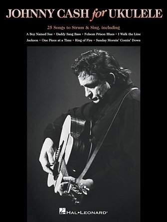 Johnny Cash for Ukulele (HL00126037)