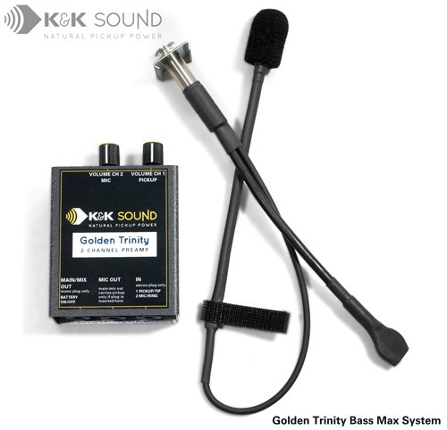 K&K Golden Trinity BassMax