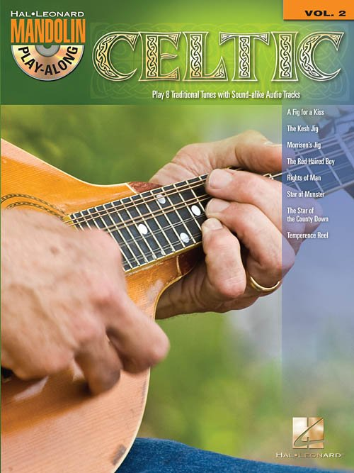 Celtic Vol. 2 BK/CD (HL00702518)